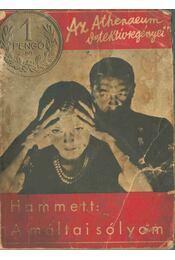 A máltai sólyom - Dashiell Hammett - Régikönyvek