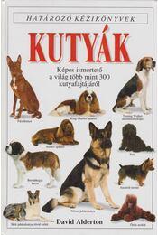 Kutyák - David Alderton - Régikönyvek