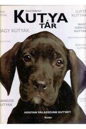 Kutyatár - David Alderton - Régikönyvek
