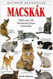 Macskák - David Alderton - Régikönyvek