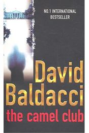 The Camel Club - David BALDACCI - Régikönyvek