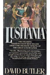 Lusitania - David Butler - Régikönyvek
