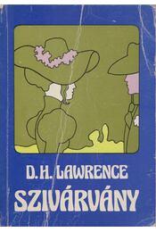 Szivárvány - DAVID HERBERT LAWRENCE - Régikönyvek