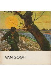 Van Gogh - Dávid Katalin - Régikönyvek