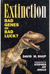 Extinction: Bad Genres or BAd Lucj? - David M. Raup - Régikönyvek