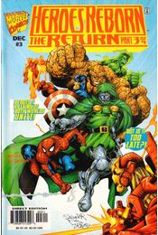 Heroes Reborn: The Return Vol. 1 No. 3 - David, Peter, Larroca, Salvador - Régikönyvek