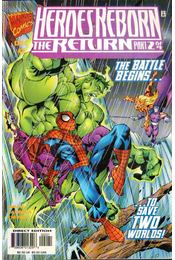 Heroes Reborn: The Return Vol. 1 No. 2. - David, Peter, Larroca, Salvador - Régikönyvek