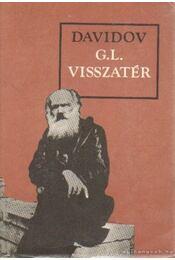 G. L. visszatér - Davidov, Jurij - Régikönyvek