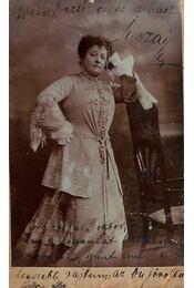 Dedikált Jászai Mari fénykép - Régikönyvek