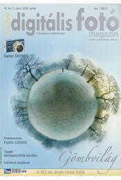 Digitális Fotó Magazin 2009. április - Dékán István - Régikönyvek