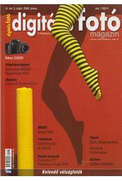 Digitális Fotó Magazin 2009. június - Dékán István - Régikönyvek