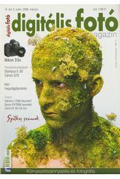 Digitális Fotó Magazin 2009. március - Dékán István - Régikönyvek
