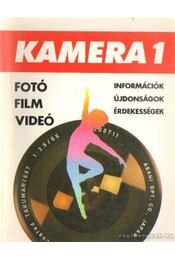 Kamera 1 - Dékán István - Régikönyvek