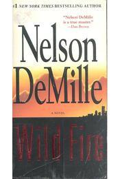 Wild Fire - Demille, Nelson - Régikönyvek