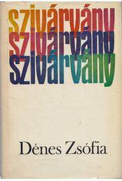 Szivárvány - Dénes Zsófia - Régikönyvek