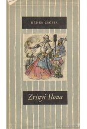 Zrínyi Ilona - Dénes Zsófia - Régikönyvek