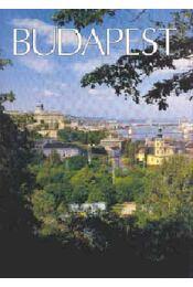 Budapest - svéd nyelvű - Dercsényi Balázs - Régikönyvek