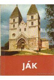 Ják - Dercsényi Dezső - Régikönyvek