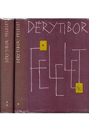 Felelet I-II. - Déry Tibor - Régikönyvek