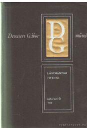 Lágymányosi istenek - Devecseri Gábor - Régikönyvek