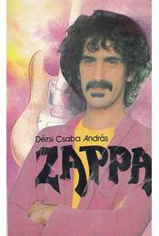 Zappa - Dézsi Csaba András - Régikönyvek