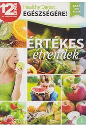Értékes étrendek - Dibás Gabriella - Régikönyvek