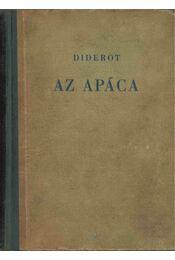Az apáca - Diderot, Denis - Régikönyvek
