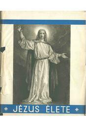 Jézus élete - Didon, P. - Régikönyvek