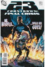 Countdown to Final Crisis 23 - Dini, Paul, Giffen, Keith, Derenick, Tom - Régikönyvek