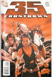Countdown 35. - Dini, Paul, Giffen, Keith, McKeever, Sean, Garcia, Manuel - Régikönyvek