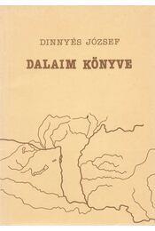 Dalaim könyve - Dinnyés József - Régikönyvek