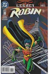 Robin 32. - Dixon, Chuck, Johnson, Staz - Régikönyvek