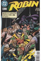 Robin 41. - Dixon, Chuck, Johnson, Staz - Régikönyvek