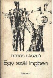 Egy szál ingben - Dobos László - Régikönyvek