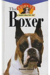 The Boxer - Dominique De Vito - Régikönyvek