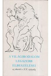 A világirodalom legszebb elbeszélései az ókortól a XX. századig III. kötet - Domokos János - Régikönyvek