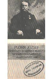 Meghívó Plohn József fényképész Arcok a múltból (48-as honvéd portrék) című kiállítására - Dömötör János - Régikönyvek