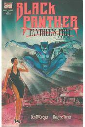 Black Panther: Panther's Prey Book 3 - Don McGregor, Turner, Dwayne - Régikönyvek
