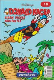 Donald Kacsa zsebkönyv - Régikönyvek