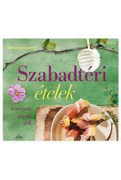 Szabadtéri ételek - Donhauser, Rose Marie - Régikönyvek