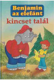 Benjamin az elefánt kincset talál - DONNELLY, ELFIE - Régikönyvek