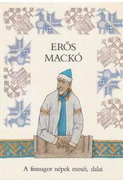 Erős mackó - Dornbach Mária - Régikönyvek
