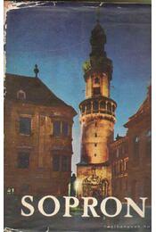 Sopron - Dr. Bács Gyula - Régikönyvek