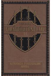 A francia forradalom kora - Dr. Ballagi Aladár - Régikönyvek