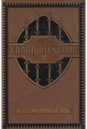 Az ellenreformáció kora - Dr. Ballagi Aladár - Régikönyvek