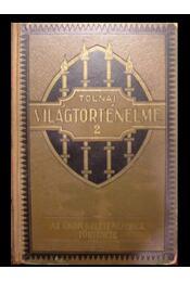 Az ókor keleti népeinek története - Dr. Ballagi Aladár - Régikönyvek