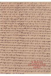 A százdi alapítólevél (1067) (különnyomat) - Dr. Csorba Csaba (szerk.) - Régikönyvek