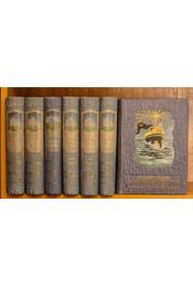 A föld körül I-VII. kötet (teljes) - Régikönyvek