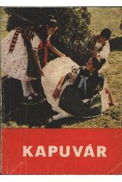 Kapuvár - Dr. Gimes Endre - Régikönyvek