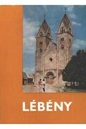 Lébény - Dr. Gimes Endre - Régikönyvek